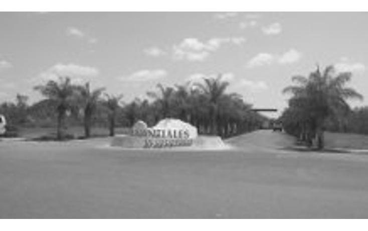 Foto de terreno habitacional en venta en  , cocoyoles, mérida, yucatán, 1525271 No. 01