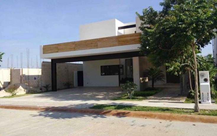 Foto de casa en venta en  , cocoyoles, mérida, yucatán, 1605462 No. 01