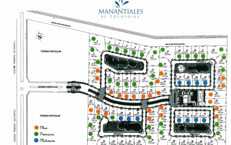 Foto de terreno habitacional en venta en  , cocoyoles, mérida, yucatán, 1739166 No. 05
