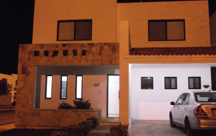 Foto de casa en renta en, cocoyoles, mérida, yucatán, 1769214 no 01