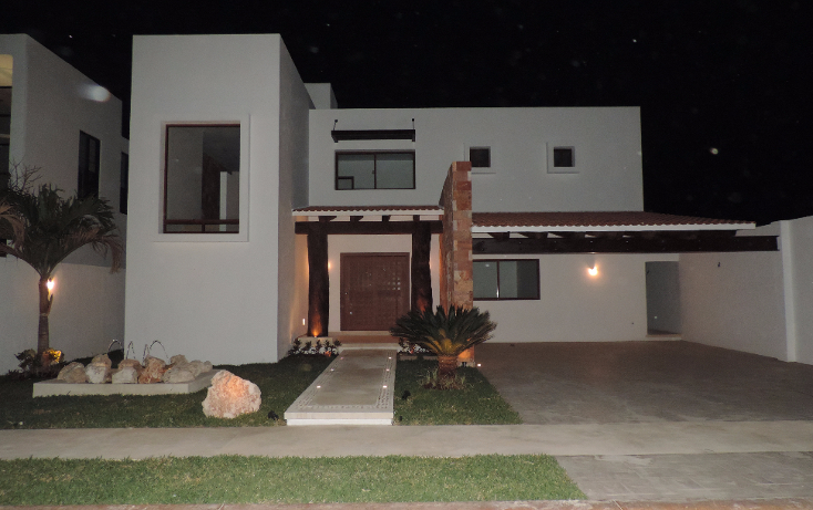 Foto de casa en venta en  , cocoyoles, mérida, yucatán, 1775180 No. 01