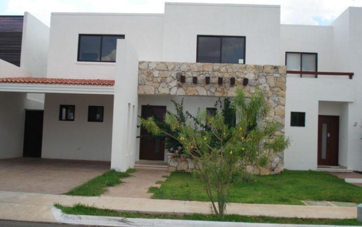 Foto de casa en condominio en renta en, cocoyoles, mérida, yucatán, 1903192 no 01