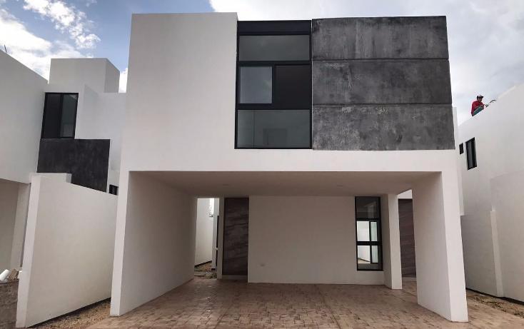 Foto de casa en venta en  , cocoyoles, mérida, yucatán, 1975730 No. 01