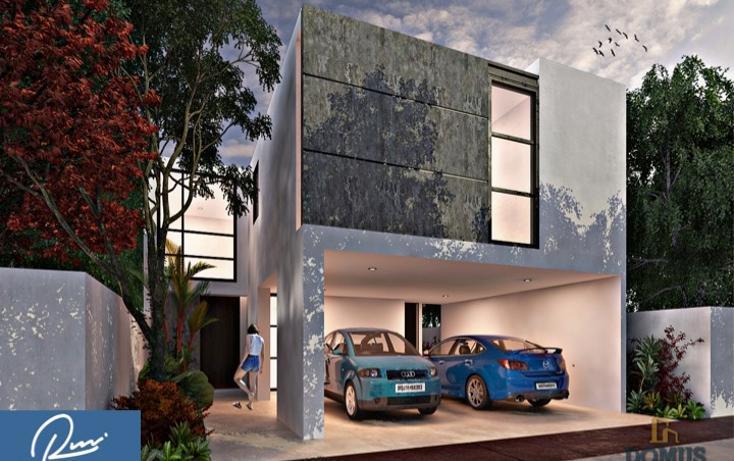 Foto de casa en venta en  , cocoyoles, mérida, yucatán, 1975730 No. 13