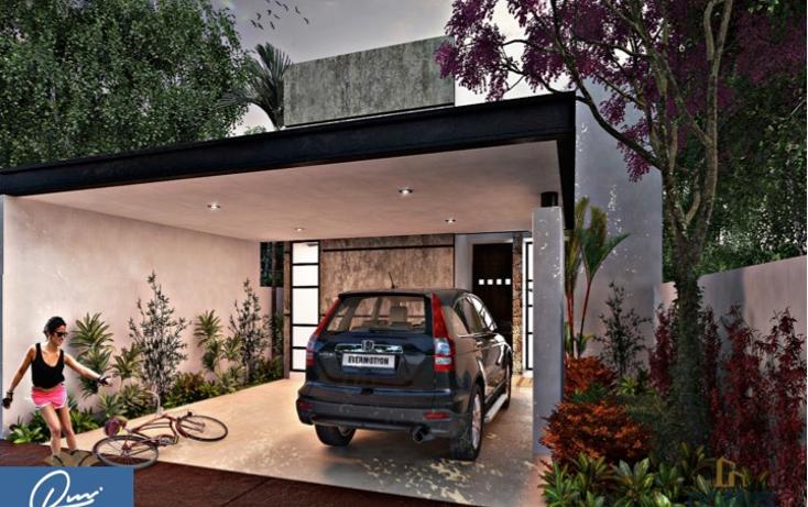 Foto de casa en venta en  , cocoyoles, mérida, yucatán, 1975762 No. 01