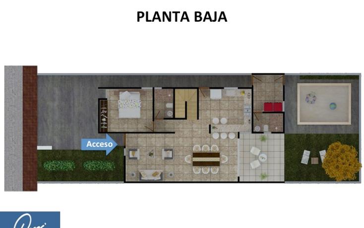 Foto de casa en venta en  , cocoyoles, mérida, yucatán, 1975762 No. 06