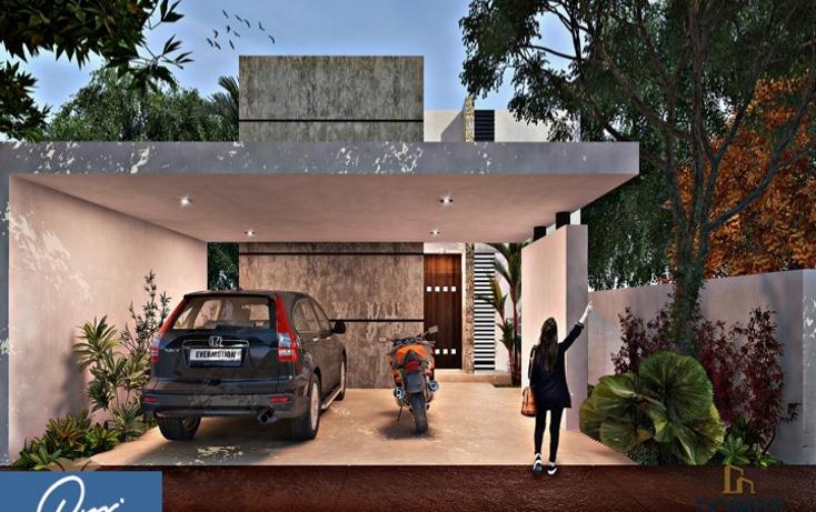 Foto de casa en venta en  , cocoyoles, mérida, yucatán, 1975774 No. 01