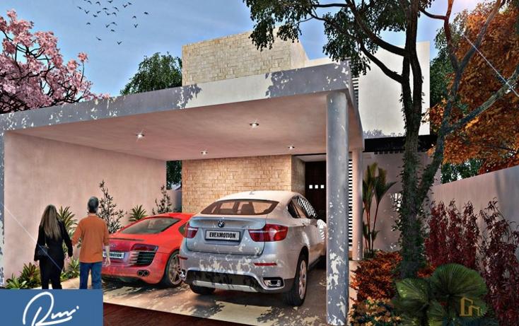 Foto de casa en venta en  , cocoyoles, mérida, yucatán, 1975774 No. 02