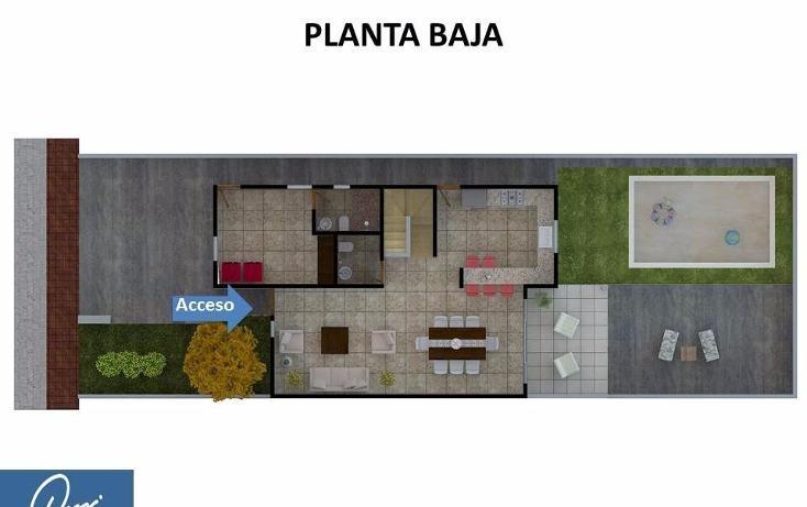 Foto de casa en condominio en venta en, cocoyoles, mérida, yucatán, 1975774 no 04