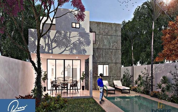 Foto de casa en condominio en venta en, cocoyoles, mérida, yucatán, 1975774 no 05