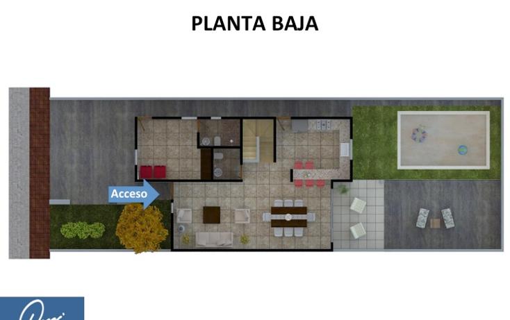 Foto de casa en venta en  , cocoyoles, mérida, yucatán, 1975774 No. 06
