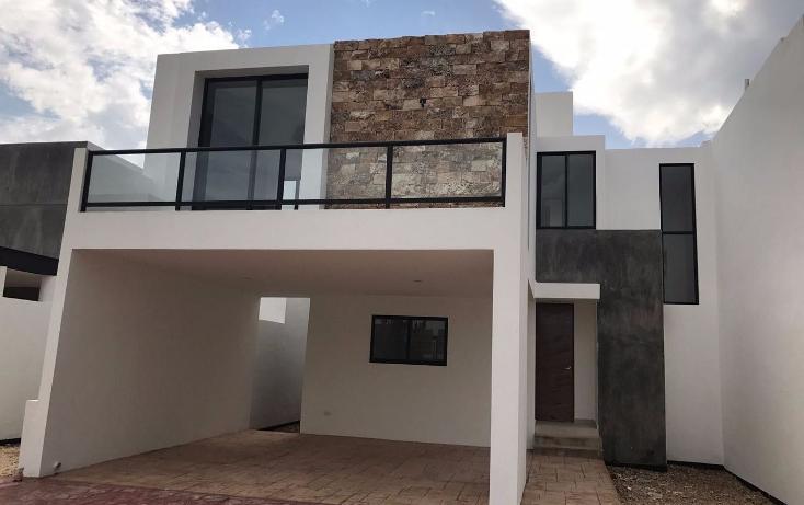Foto de casa en condominio en venta en, cocoyoles, mérida, yucatán, 1975782 no 02