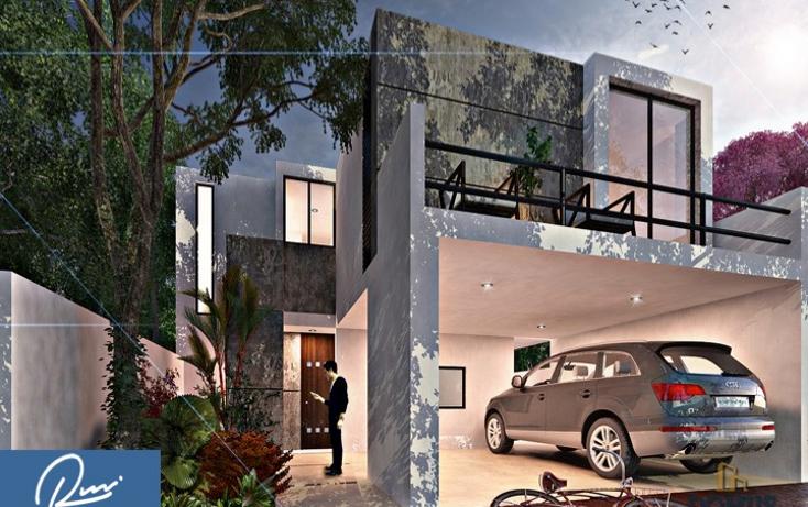 Foto de casa en venta en  , cocoyoles, mérida, yucatán, 1975782 No. 02