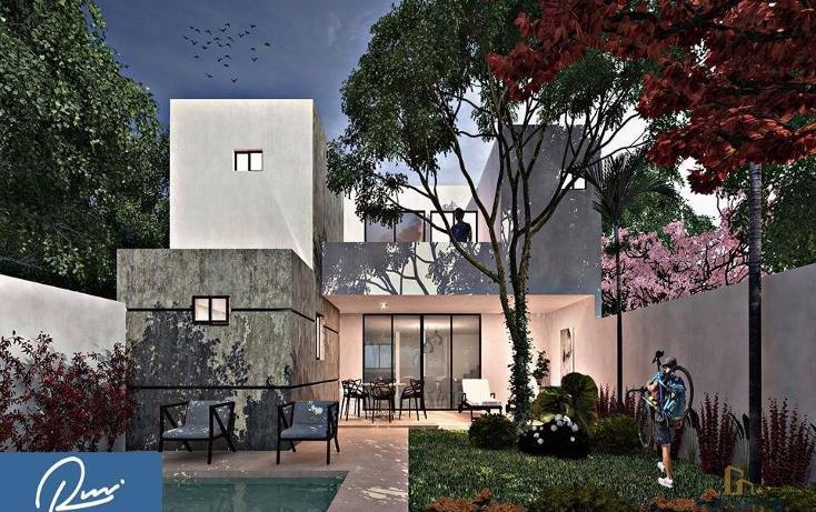 Foto de casa en condominio en venta en, cocoyoles, mérida, yucatán, 1975782 no 05