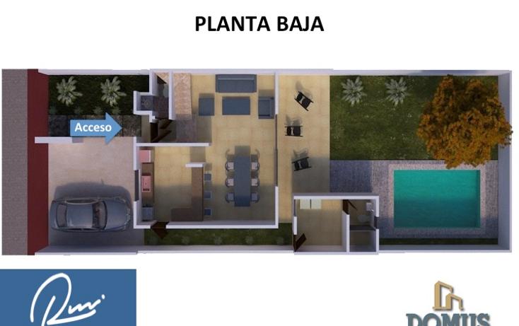 Foto de casa en venta en  , cocoyoles, mérida, yucatán, 1975782 No. 06