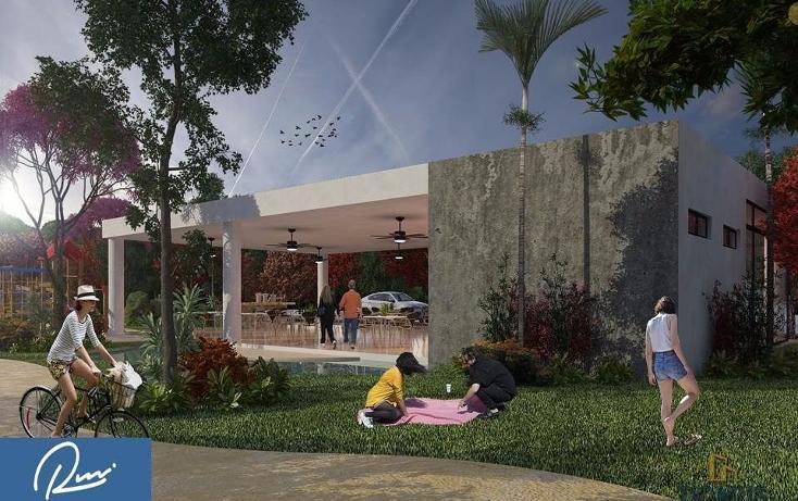 Foto de casa en condominio en venta en, cocoyoles, mérida, yucatán, 1975782 no 23