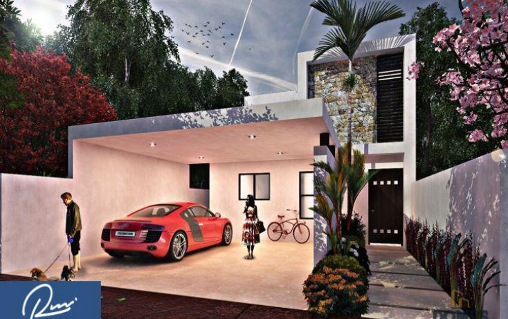 Foto de casa en condominio en venta en, cocoyoles, mérida, yucatán, 1975810 no 01