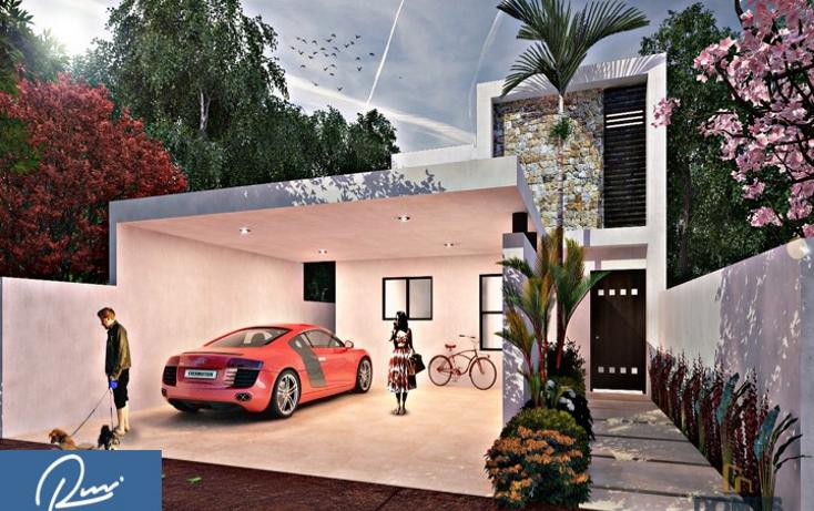 Foto de casa en venta en  , cocoyoles, m?rida, yucat?n, 1975810 No. 01