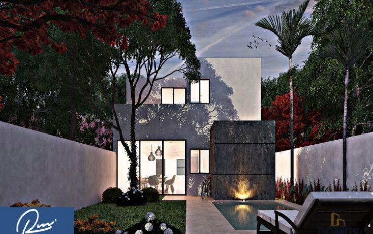Foto de casa en condominio en venta en, cocoyoles, mérida, yucatán, 1975810 no 05