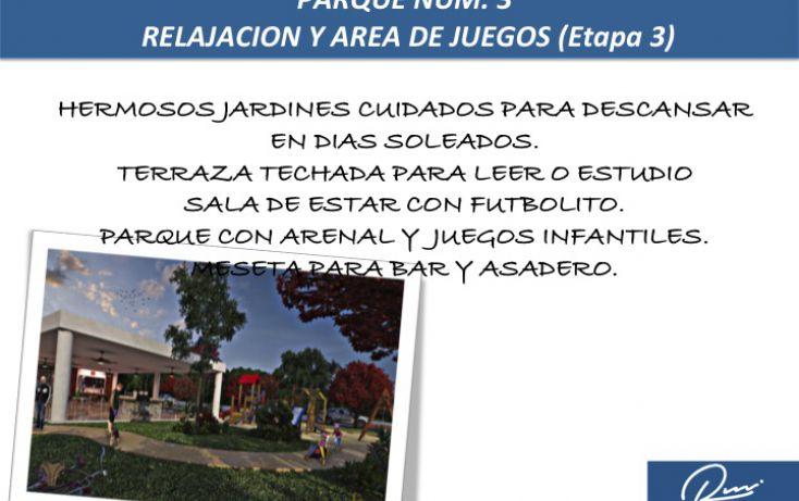 Foto de casa en condominio en venta en, cocoyoles, mérida, yucatán, 1975810 no 20