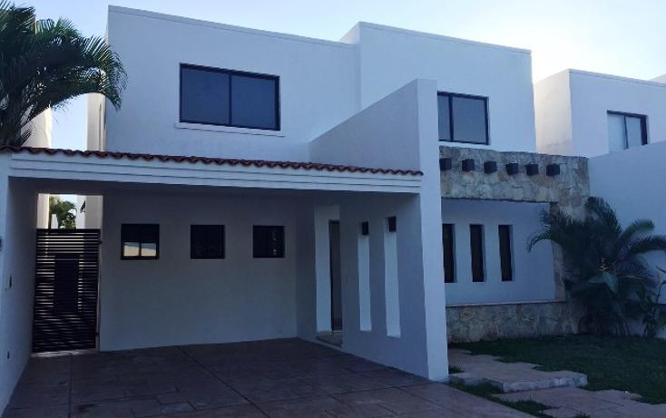 Foto de casa en renta en  , cocoyoles, mérida, yucatán, 1981518 No. 01