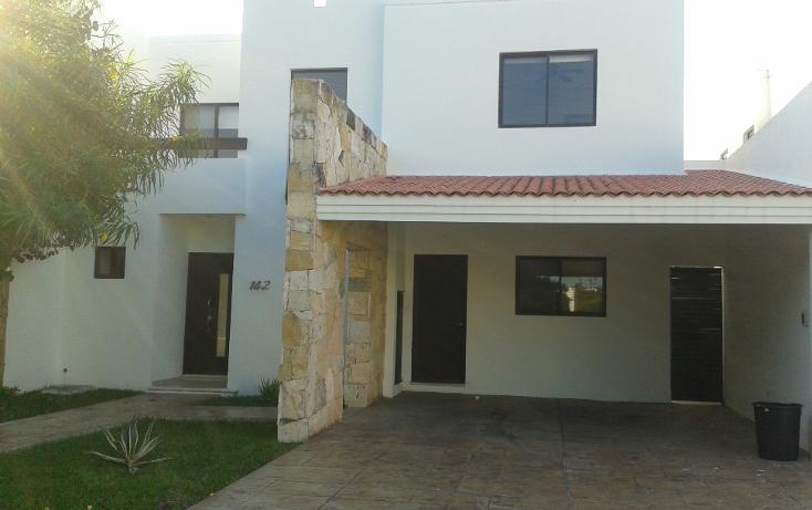 Foto de casa en renta en  , cocoyoles, mérida, yucatán, 1993202 No. 01