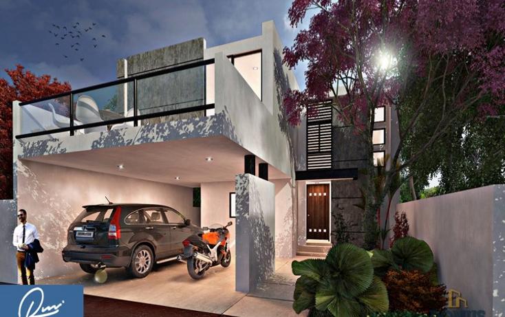 Foto de casa en venta en  , cocoyoles, mérida, yucatán, 948659 No. 01