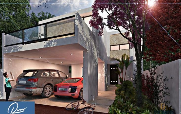 Foto de casa en venta en  , cocoyoles, mérida, yucatán, 948659 No. 02