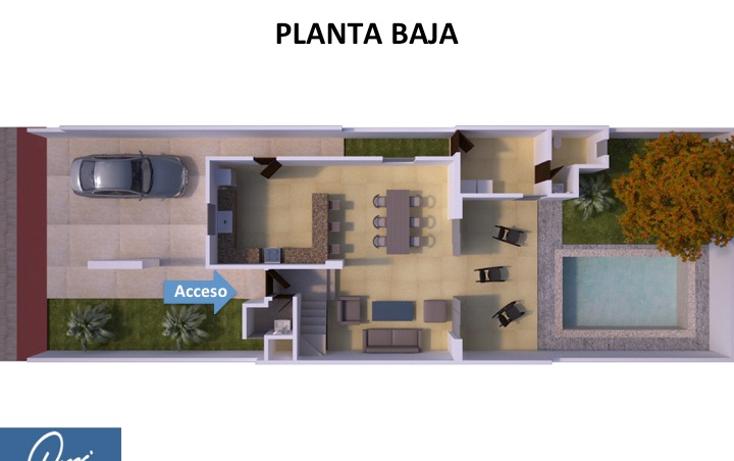 Foto de casa en venta en  , cocoyoles, mérida, yucatán, 948659 No. 06