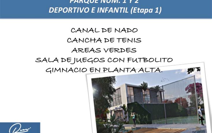 Foto de casa en venta en  , cocoyoles, mérida, yucatán, 948659 No. 14