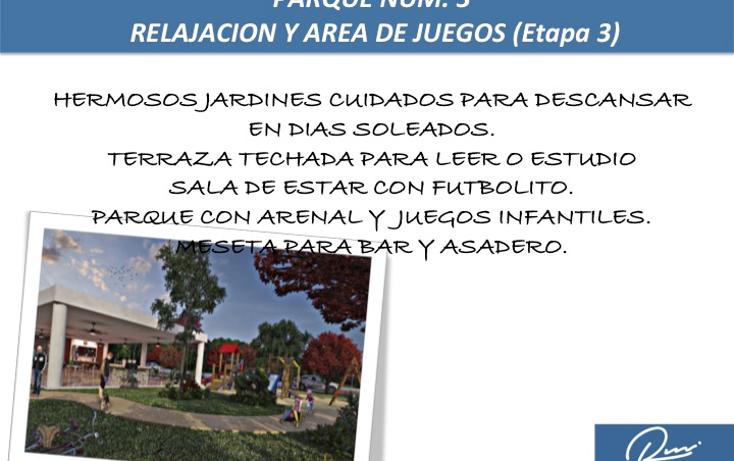 Foto de casa en venta en  , cocoyoles, mérida, yucatán, 948659 No. 20