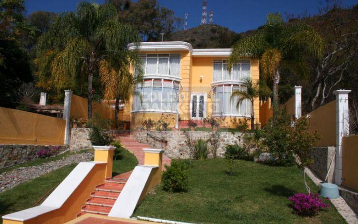 Foto de casa en venta en codornices 21, chapala haciendas, chapala, jalisco, 1754422 no 01