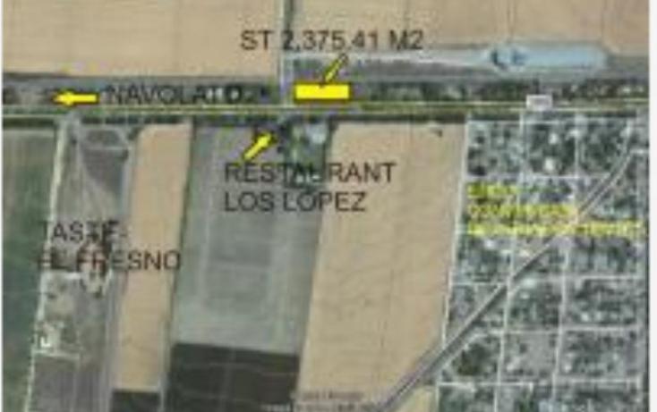 Foto de terreno comercial en venta en, cofradia de los rocha, navolato, sinaloa, 856387 no 02