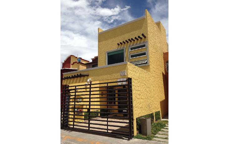 Foto de casa en venta en  , cofradía de san miguel, cuautitlán izcalli, méxico, 1064583 No. 01