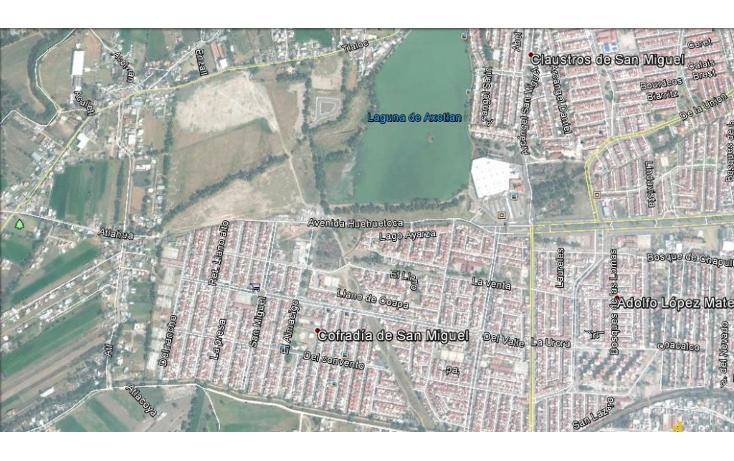 Foto de terreno habitacional en venta en  , cofradía de san miguel, cuautitlán izcalli, méxico, 1195211 No. 01