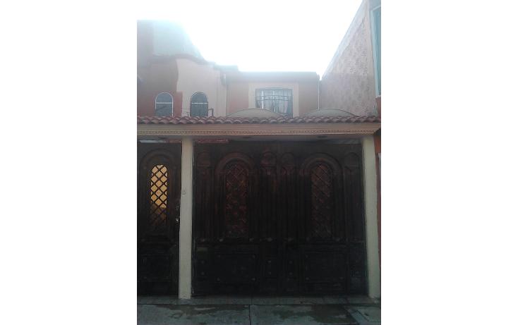 Foto de casa en venta en  , cofradía de san miguel, cuautitlán izcalli, méxico, 1239905 No. 01
