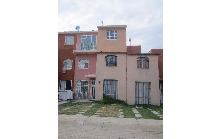Foto de casa en venta en  , cofradía de san miguel, cuautitlán izcalli, méxico, 1343157 No. 01