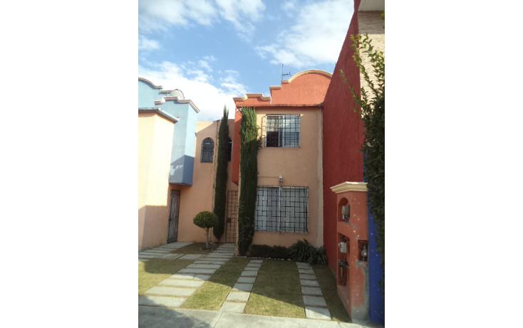 Foto de casa en venta en  , cofradía de san miguel, cuautitlán izcalli, méxico, 1554172 No. 01