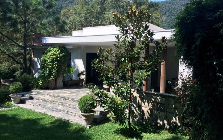 Foto de casa en venta en  , cola de caballo, santiago, nuevo león, 1380969 No. 02