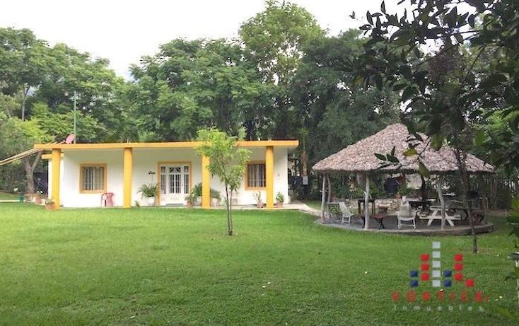 Foto de rancho en venta en  , cola de caballo, santiago, nuevo león, 3426518 No. 01
