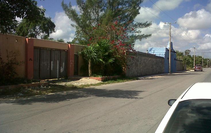 Foto de terreno habitacional en venta en  , colegios, benito juárez, quintana roo, 1075265 No. 01