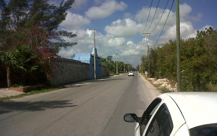 Foto de terreno habitacional en venta en  , colegios, benito juárez, quintana roo, 1075265 No. 02