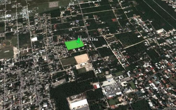 Foto de terreno comercial en venta en  , colegios, benito juárez, quintana roo, 1982176 No. 02