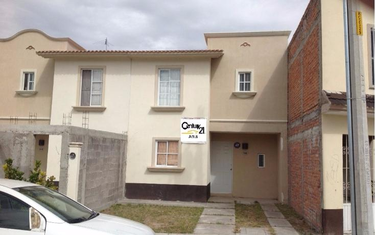 Foto de casa en venta en  , natura, aguascalientes, aguascalientes, 1713796 No. 01