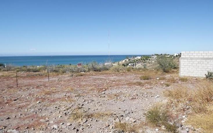 Foto de terreno habitacional en venta en  , colina del sol, la paz, baja california sur, 1115989 No. 04