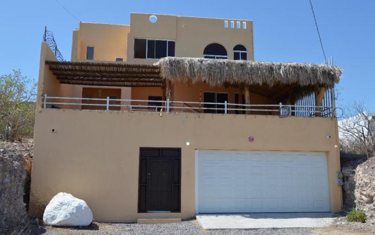Foto de casa en venta en  *, colina del sol, la paz, baja california sur, 1219605 No. 01