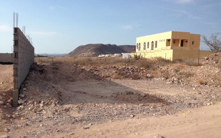 Foto de terreno habitacional en venta en  , colina del sol, la paz, baja california sur, 1275667 No. 02
