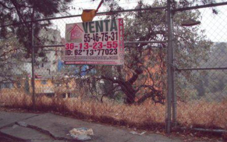 Foto de terreno habitacional en venta en, colina del sur, álvaro obregón, df, 1095477 no 01