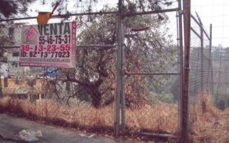 Foto de terreno habitacional en venta en, colina del sur, álvaro obregón, df, 1095477 no 02