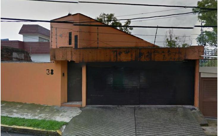 Foto de casa en venta en, colina del sur, álvaro obregón, df, 860793 no 01